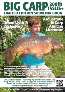 Big Carp 200th Issue Book -