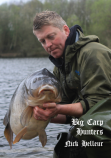 BIG CARP HUNTER - NICK HELLEUR -