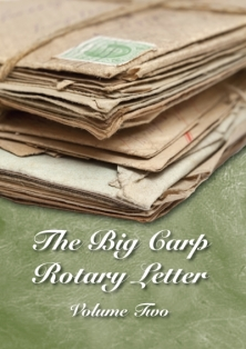 THE BIG CARP ROTARY LETTER VOLUME 2 -
