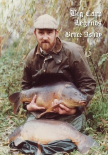 BRUCE ASHBY - BIG CARP LEGEND -