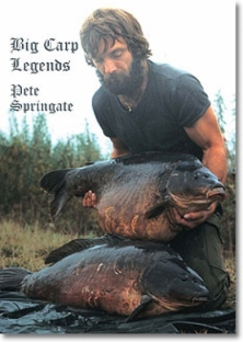 Peter Springate - Big Carp Legends  -