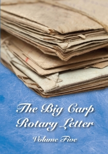 THE BIG CARP ROTARY LETTER VOLUME 5 -