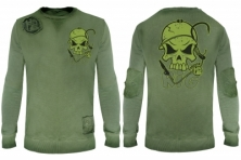 BC Hot Spot Sweatshirt Rig Forever Size M -