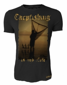 BC Hot Spot T-Shirt Carpfishing Is My Life -