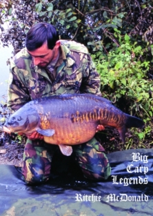 Ritchie McDonald - Big Carp Legends  -