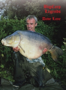 Dave Lane - Big Carp Legends  -