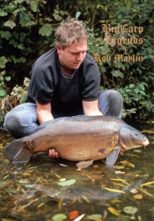 Rob Maylin - Big Carp Legends  -