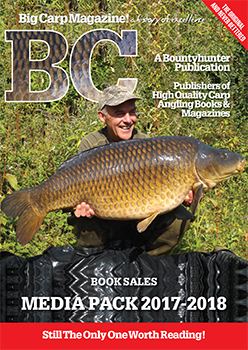 Big Carp Magazine Carp Books 2017