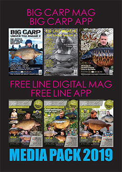 Big Carp Magazine Media Pack 2019